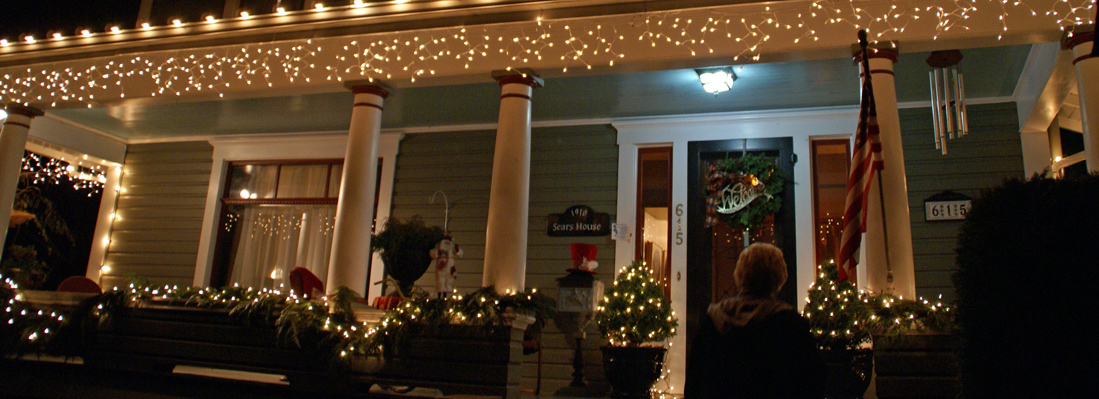 Historic Albany's Christmas Parlour Tour