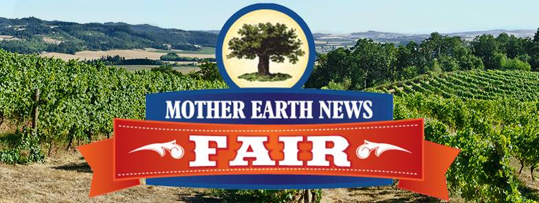 Mother Earth News Fair Albany Oregon