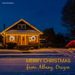 Albany Christmas pix