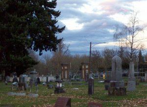 Masonic Cemetery Albany, Oregon