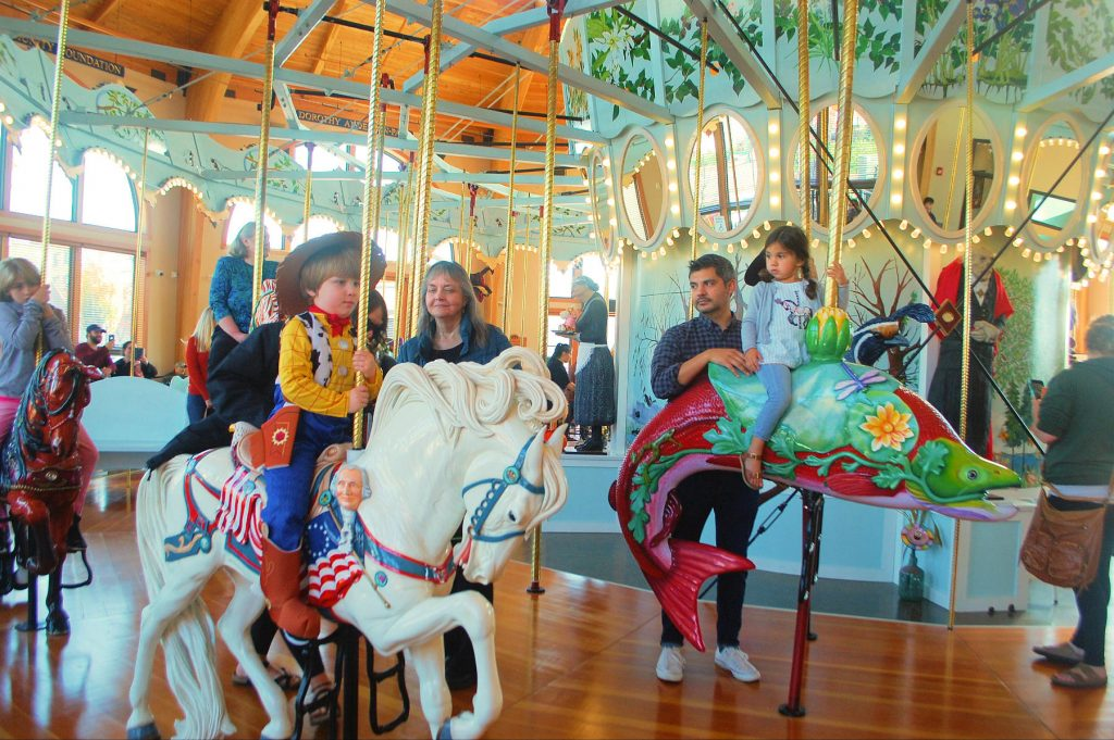 Albany Historic Carousel – Hours and Information – Albany