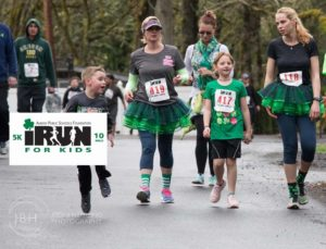 iRun for Kids 5K/10K - NEW DATE @ West Albany High School | Albany | Oregon | United States