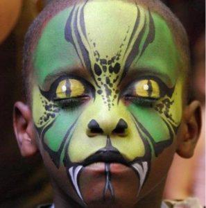 Halloween Makeup Workshop for Kids at Albany Art Studio @ Albany Art Studio | Albany | Oregon | United States