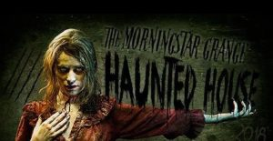 Haunted House - Morningstar Grange @ Albany | Oregon | United States