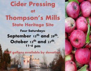 Cider Pressing @ Shedd | Oregon | United States