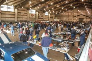 Albany Automotive Indoor Swap Meet @ Linn County Fair Expo Center | Albany | Oregon | United States
