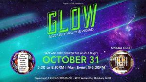 """GLOW Night"" - Hope Church @ Albany | Oregon | United States"