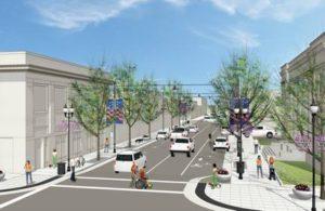 Downtown Streetscape Ribbon Cutting @ Albany Farmers' Market | Albany | Oregon | United States
