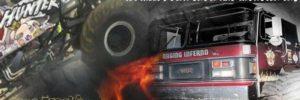 Monster Trucks @ Linn county Fair & Expo   Albany   Oregon   United States