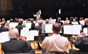 Willamette Valley Concert Band Annual Holiday Concert @ Russell Tripp Performance Center   Albany   Oregon   United States