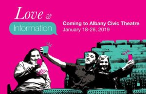 Love and Information @ Albany Civic Theater | Albany | Oregon | United States
