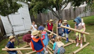 Pioneer Day Camp at Monteith House @ Monteith House | Albany | Oregon | United States