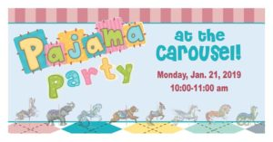 Pajama Party at the Carousel @ Historic Carousel & Museum, Albany | Albany | Oregon | United States