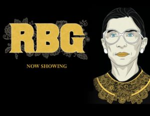 "Film ""RBG"" at the Library @ Albany Public Library 
