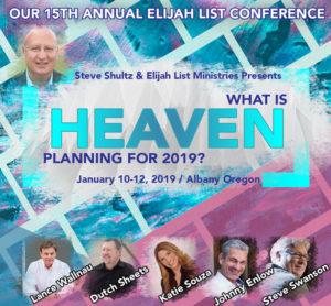 15th Annual Elijah List Conference @ Jesus Pursuit Church | Albany | Oregon | United States