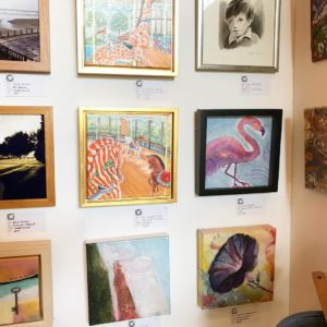 Annual Big Show of Little Art @ Gallery Calapooia | Albany | Oregon | United States