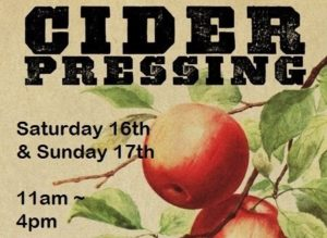 Winter Apple Cider Pressing at Midway Farms @ Midway Farms | Albany | Oregon | United States