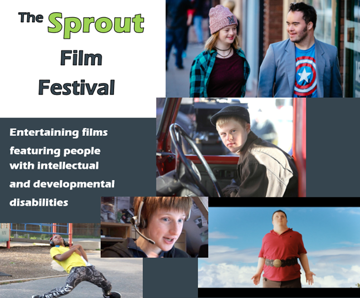 photo of film festival participants for The Sprout Film Festival in Albany, OR