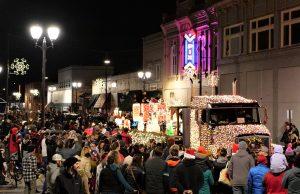 Albany Christmas Parade 2019 Downtown Twice Around Christmas Parade & Community Tree Lighting