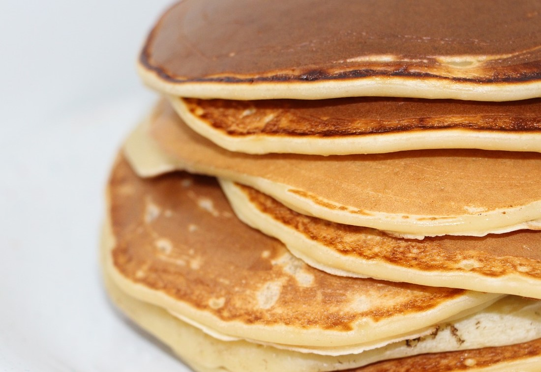 Photo of pancakes.