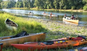 Paddle Oregon @ Willamette River Water Trail