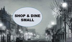 Shop Small & Dine Small Saturday - Historic Downtown Albany @ Historic Downtown Albany