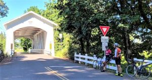 CANCELED - Covered Bridge Bicycle Tour @ Linn County Fair & Expo Center | Albany | Oregon | United States