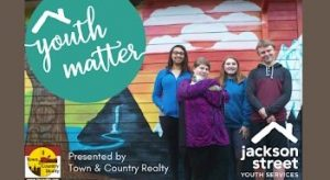 VIRTUAL fundraiser for Youth Matter @ Home