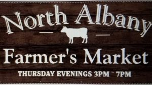 North Albany Farmer's Market @ J&B Garden Center & Nursery | Albany | Oregon | United States