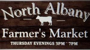 North Albany Farmer's Market @ J&B Garden Center & Nursery | Albany | Oregon | United States