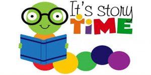 Virtual Story Time - Toddler