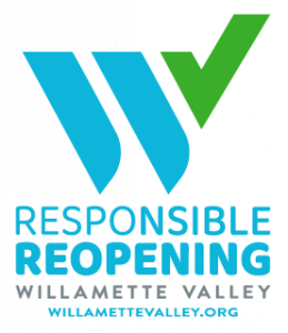 Logo for Responsible Reopening