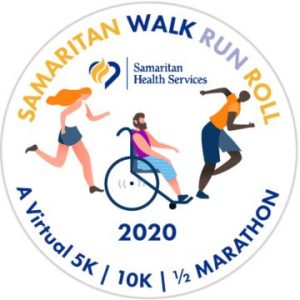 Samaritan Virtual Walk Run Roll