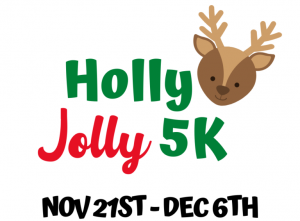 Virtual Holy Jolly 5K for ABC House @ ABC House | Albany | Oregon | United States