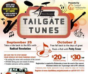 POSTPONED - Tailgate Tunes @ Timber-Linn Memorial Park | Albany | Oregon | United States