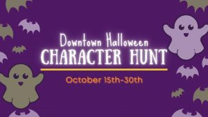 Downtown Halloween Character Hunt @ Albany Downtown Association | Albany | Oregon | United States