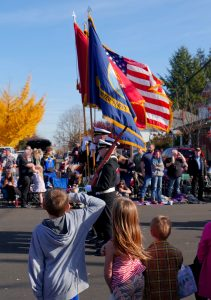 REVERSE Veterans Day Parade @ Mid-Willamette Valley YMCA | Albany | Oregon | United States