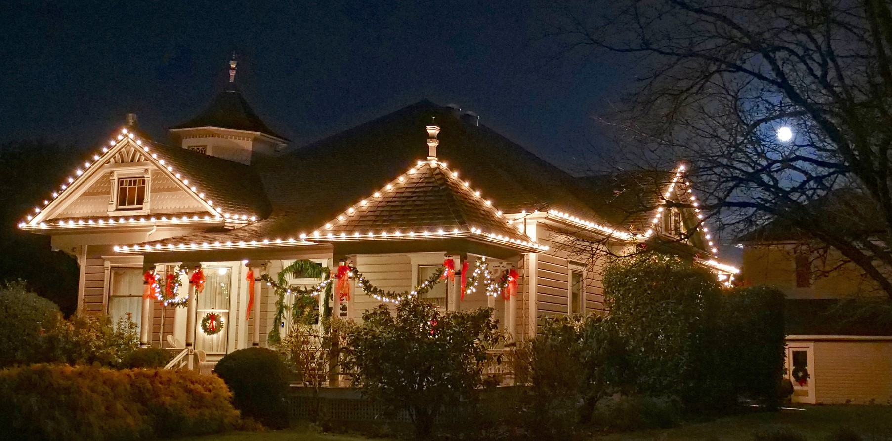 Christmas Lights Route 2021 Albany Oregon 2020 Christmas Porch Tour Albany Visitors Association