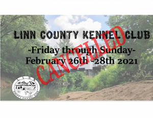 Canceled - Linn County Kennel Club