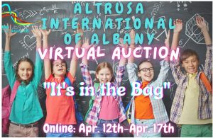 Altrusa International Virtual Auction