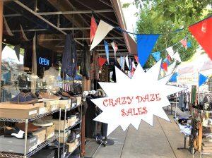 Crazy Daze Sales @ Historic Downtown Albany Oregon | Albany | Oregon | United States