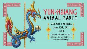 New Animal Party @ Historic Carousel & Museum   Albany   Oregon   United States