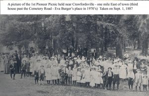 Linn County Pioneer Porch Parade & Modified Picnic @ Brownsville   Oregon   United States