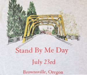 Stand By Me Day @ Linn County Historical Museum | Brownsville | Oregon | United States