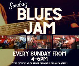 Blues Jam @ Calapooia Brewing | Albany | Oregon | United States
