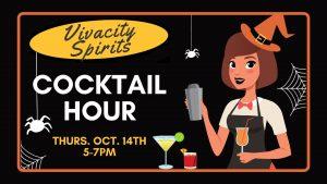 Fall Cocktail Hour @ Vivacity Spirits   Albany   Oregon   United States