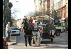 Annual Christmas Parlour Tour @ Historic Downtown Albany Or